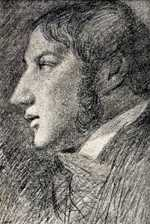 A self portrait of John Constable
