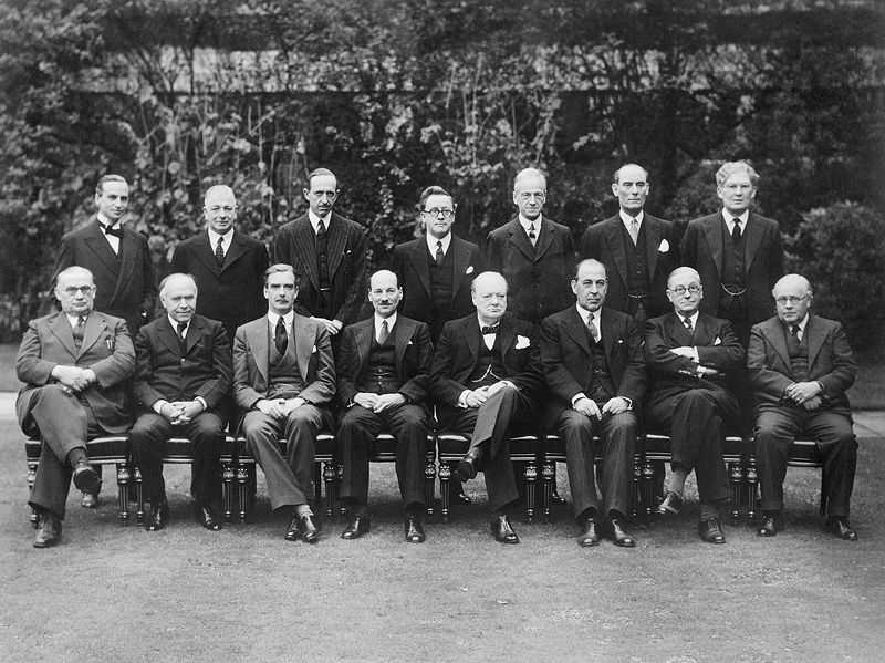 The Churchill Coalition Government 11 May 1940 - 23 May 1945