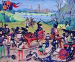 Henry II won a famous victory over the French at the Battle of Agincourt in 1415