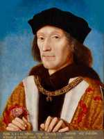 Henry VII (or Henry Tudor) settled the War of the Roses with victory at the Battle of Bosworth Field