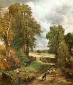 The Cornfield (1826) by John Constable, National Gallery, London